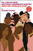 download ebook for colored girls who have considered suicide/when the rainbow is enuf pdf epub