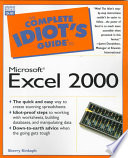 The Complete Idiot s Guide to Microsoft Excel 2000