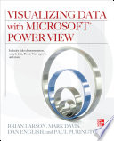 Visualizing Data with Microsoft Power View  SET 2