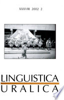 Linguistica Uralica