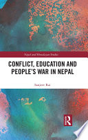 Conflict  Education and People s War in Nepal