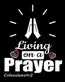 Living On A Prayer Colossians 4