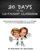 30 Days to the Co taught Classroom