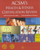 ACSM s Health   Fitness Certification Review