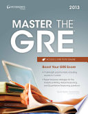 Master the GRE  Practice Test 3