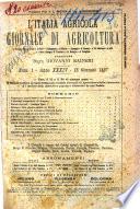 L  Italia agricola giornale di agricoltura