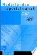 Nederlandse sportalmanak / deel 2007/2008 / druk 1 / ING