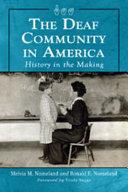 download ebook the deaf community in america pdf epub