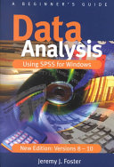 Data Analysis Using SPSS for Windows Versions 8 - 10