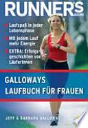 Galloways Laufbuch für Frauen
