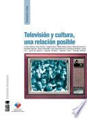 Televisi  n y cultura  una relaci  n posible