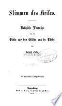 Franz Xaver Wohlmann s Fastenpredigten   ber die Bestimmung des Menschen