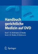 Handbuch gerichtliche Medizin auf DVD