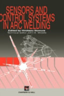 Sensors and control systems in arc welding