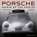 Porsche - Origin of the Species Book Cover