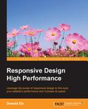 Responsive Design High Performance