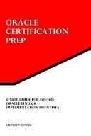 1z0-460, Oracle Linux 6 Implementation Essentials