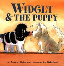 Widget The Puppy book