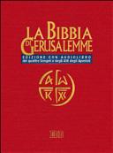 La Bibbia di Gerusalemme  Con audiolibro CD Audio