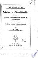 Pamphlets Pertaining to Education