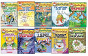 Geronimo Stilton 10 Book Collection