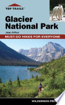 Top Trails Glacier National Park book