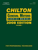 Chilton General Motors Service Manual