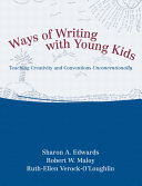 Ways of Writing with Young Kids