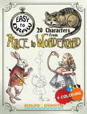 Easy to Draw 20 Characters from Alice in Wonderland