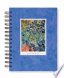 Van Gogh Irises Journal