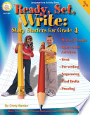 Ready  Set  Write  Grade 4