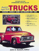 Standard Catalog of American Light duty Trucks
