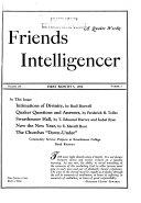 Friends  Intelligencer
