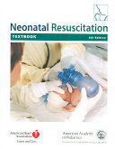 NRP Textbook of Neonatal Resuscitation  book with DVD