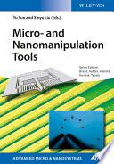 Micro  and Nanomanipulation Tools