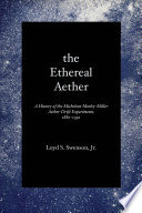 download ebook the ethereal aether pdf epub