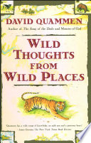 Wild Thoughts from Wild Places