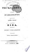 Nina. Stockholm 1835