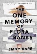 download ebook the one memory of flora banks pdf epub