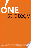 One Strategy