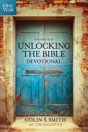 The One Year Unlocking the Bible Devotional
