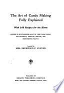 The Art of Candy Making