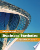 Reviews Introduction to Business Statistics
