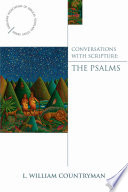 Conversations with Scripture  The Psalms