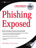 Phishing Exposed Book PDF
