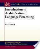 Arabic Natural Language Processing