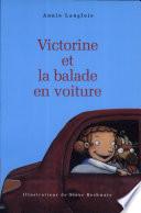 illustration du livre Victorine et la balade en voiture