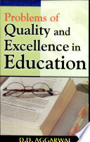 Problems Of Quality And Excel Lence In Education