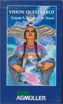 Vision Quest Tarot Deck : native american legends. the soothing imagery...