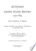 Histoire des   tats Unis